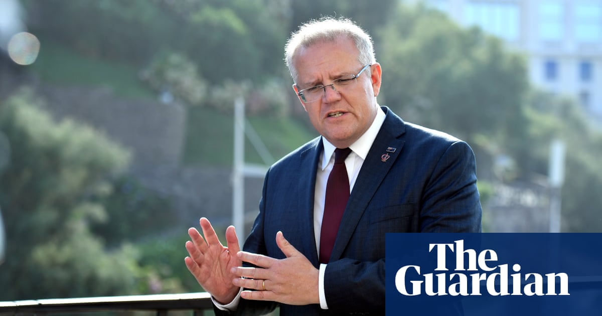 Morrison pushes for esafety transparency from tech companies at G7