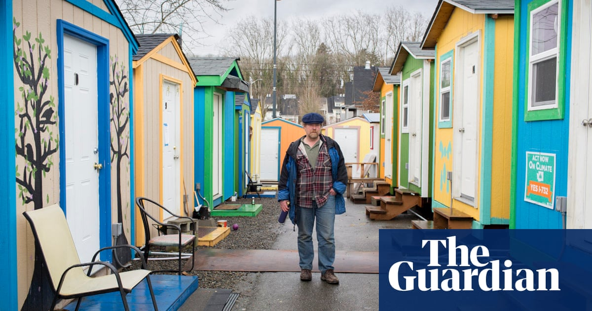 Tiny houses: salvation for the homeless or a dead end? | US news