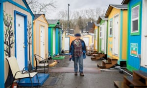 Tiny Houses Salvation For The Homeless Or A Dead End Us News