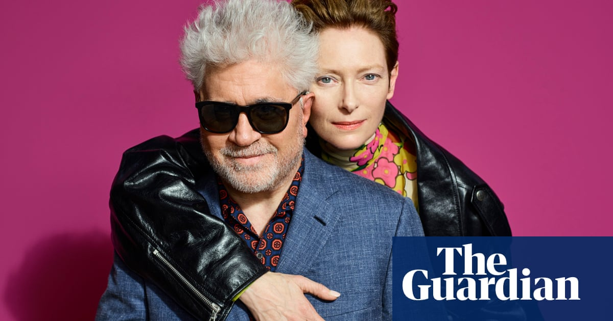 Pedro Almodóvar and Tilda Swinton: 'I love the idea of the woman on the edge of the abyss'