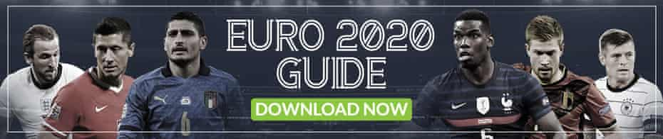 The WhoScored guide to Euro 2020 is available to read now.
