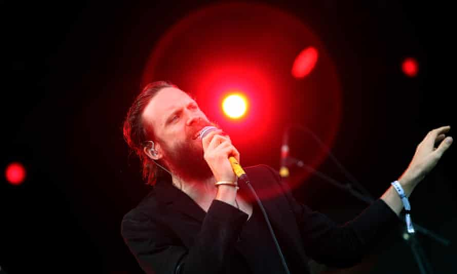 Father John Misty … 'I gave them fraudulent nonsense. And they printed it.'