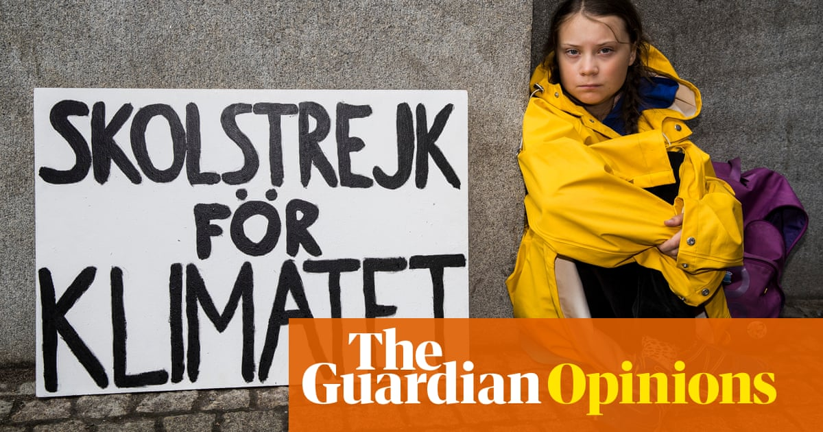 I'm striking from school to protest inaction on climate change – you should too | Greta Thunberg