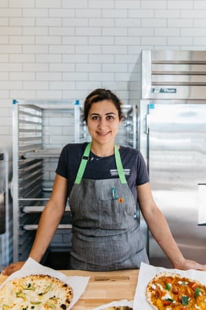 Chef Reem Assil signed a cookbook deal before the pandemic and has found solace in recipe testing.