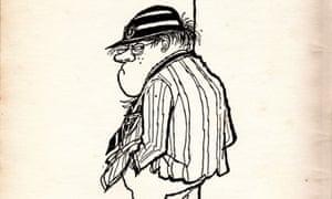 A 1954 illustration from Molesworth.
