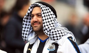 A Newcastle fan responds to rumours of a Saudi takeover.