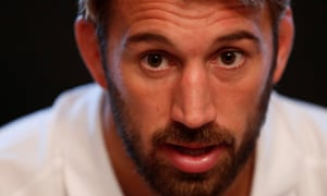 Chris Robshaw: 'As a kid you grow up watching England v Australia in different sports. To be part of it is pretty special'