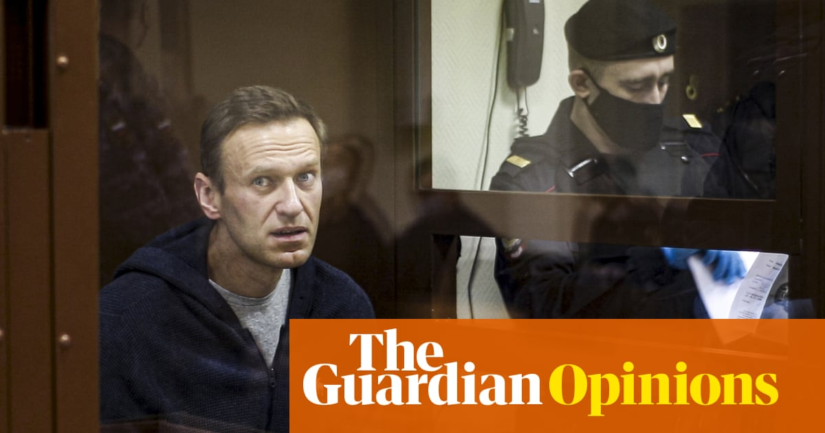 Alexei Navalny is dying. Millions of Russians need him alive