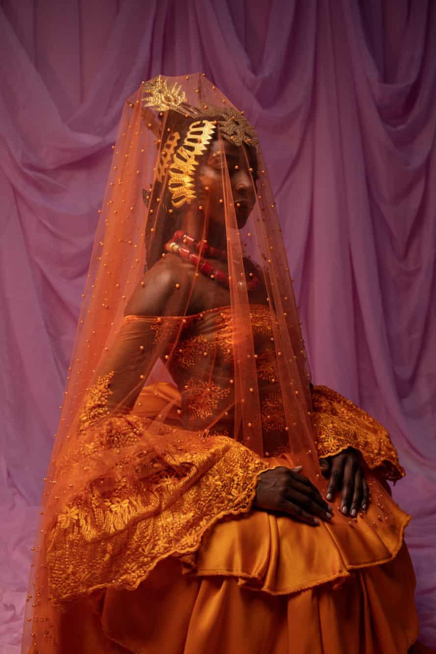 Untitled III, 2019, by the Nigerian photographer Lakin Ogunbanwo.