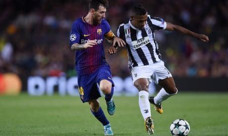 Juventus v Barcelona: Champions League – live!