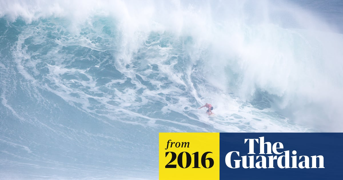 Biggest in 40 years': rare Eddie surf competition draws
