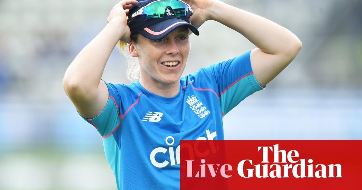 England v New Zealand: first women's T20 international – live!