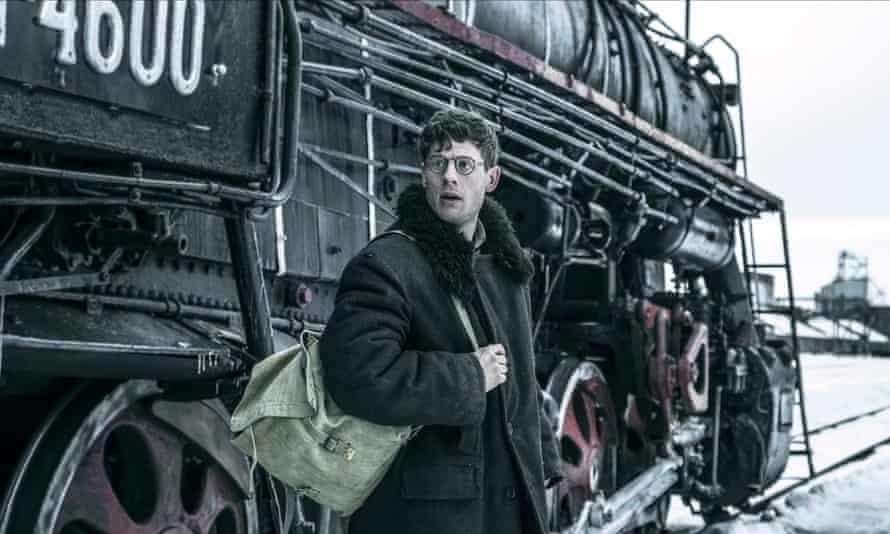'Sinew and strength' … Mr Jones starring James Norton.