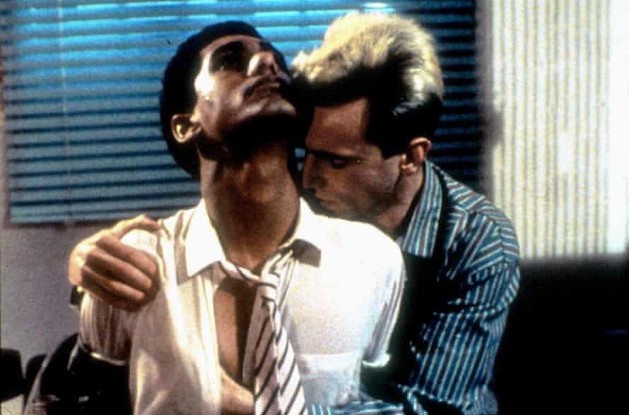 Gordon Warnecke and Daniel Day Lewis in My Beautiful Laundrette.