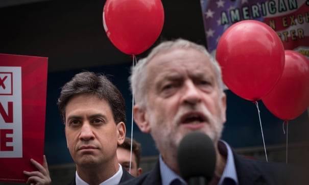 If you can't abide Jeremy Corbyn, learn from the moral of Ed Miliband
