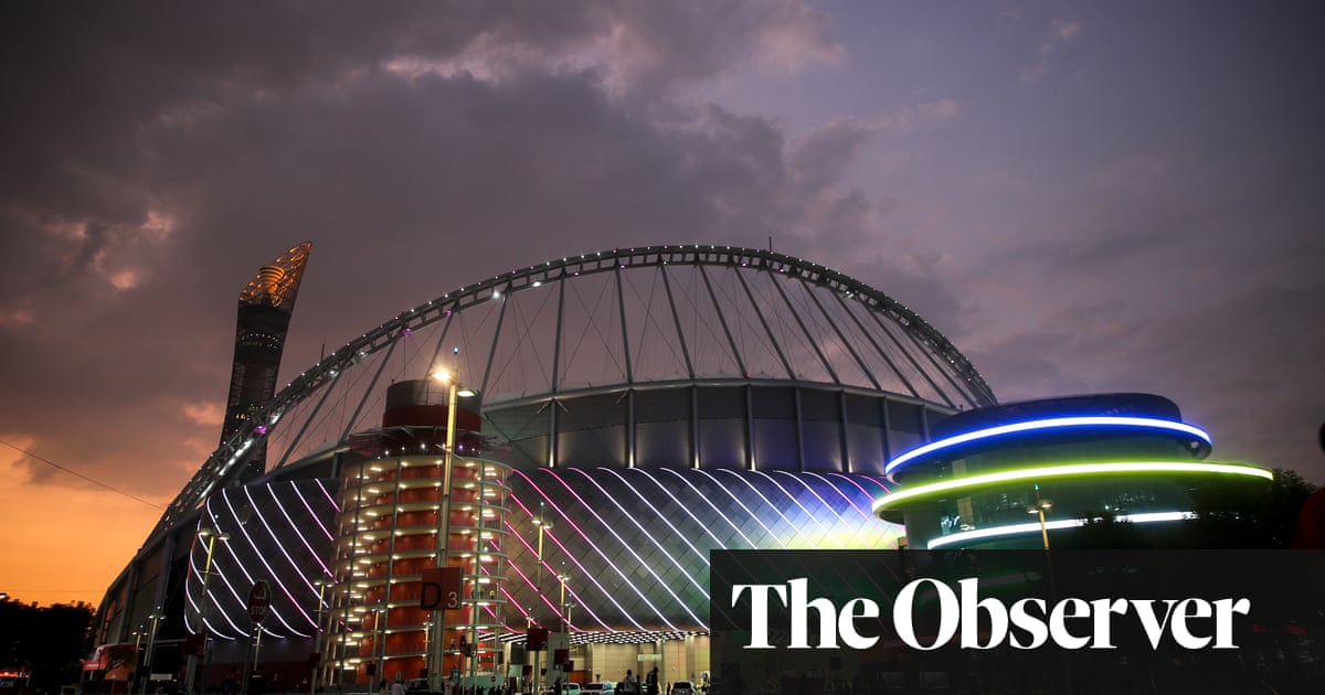 How the 2022 World Cup is emerging from the desert of Qatar