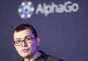 CEO of Google DeepMind, Demis Hassabis