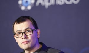 Demis Hassabis is the chief executive of Google DeepMind, which recently received up to 1.6 million patients' data from the NHS.