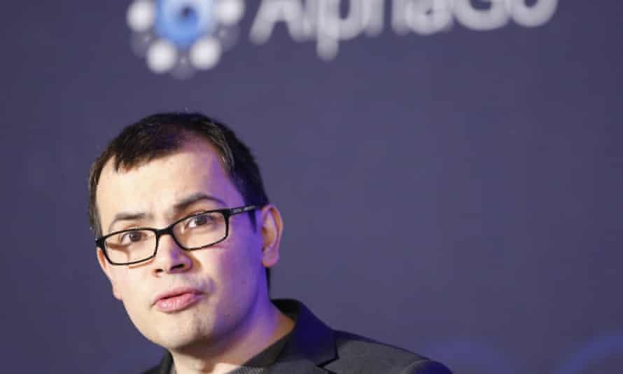 Demis Hassabis, who runs Google's DeepMind project