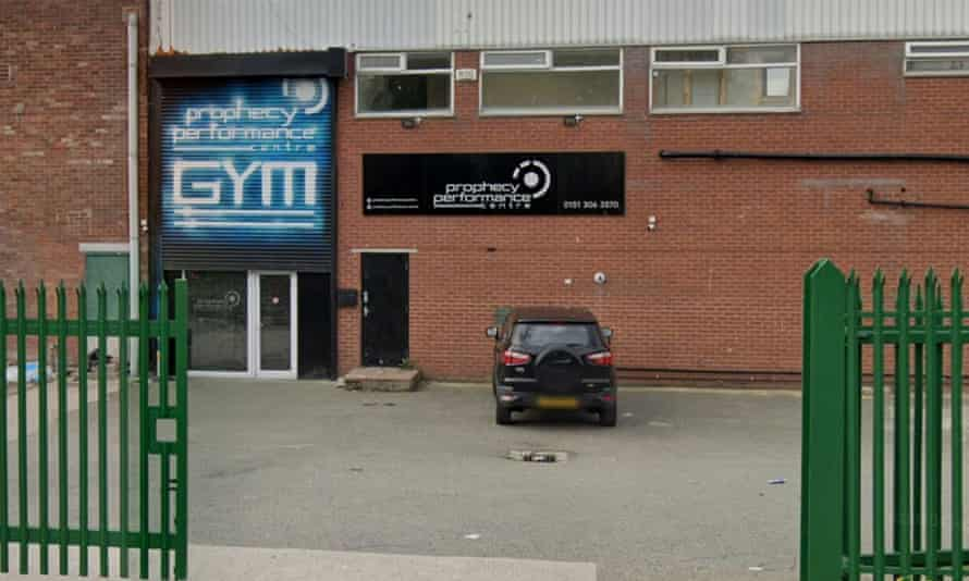 Prophecy Performance Centre in Speke, Liverpool,