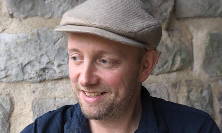 Gallows humour and bathos … Jasper Gibson.