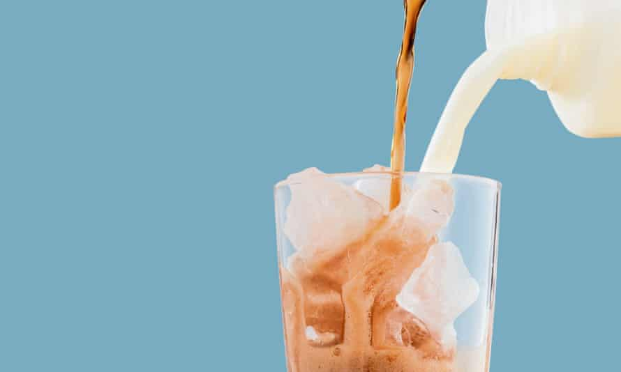 Milk Coke ... it's a real thing.