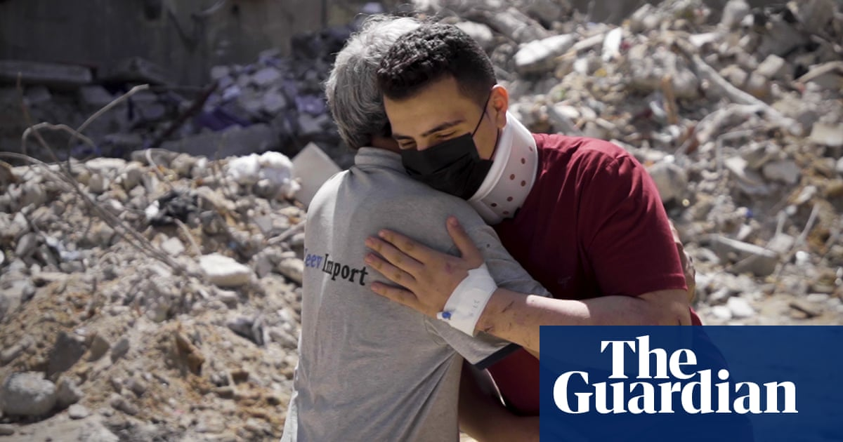 One Gaza street, 43 deaths: 'The real war is the aftermath' – video