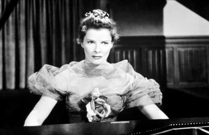 Hepburn in Song of Love