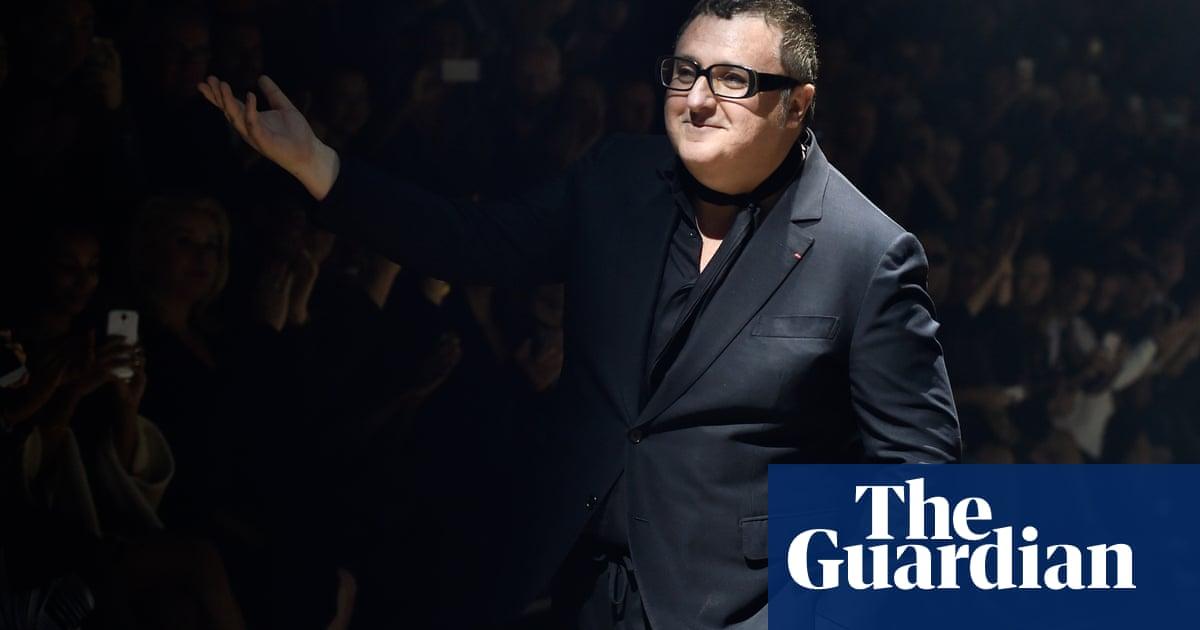 Fashion designer Alber Elbaz dies aged 59 with Covid-19