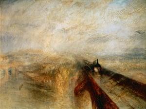 Turner's Rain, Steam and Speed