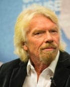 Sir Richard Branson.