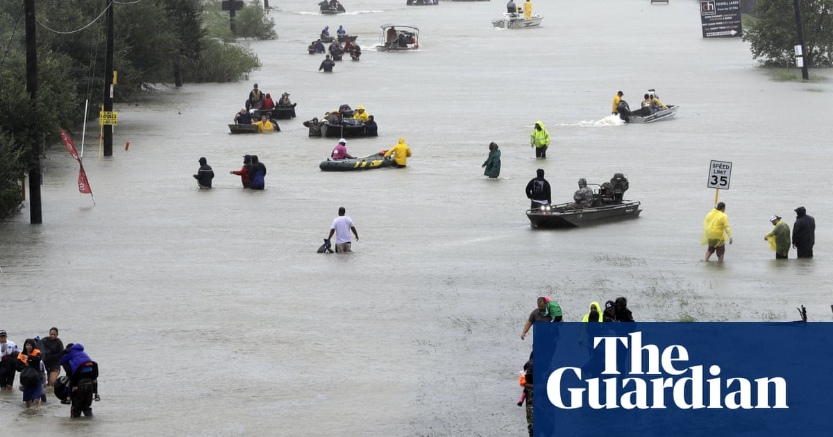 Experts Say It Could Take Houston Years To Fully Recover From Harvey