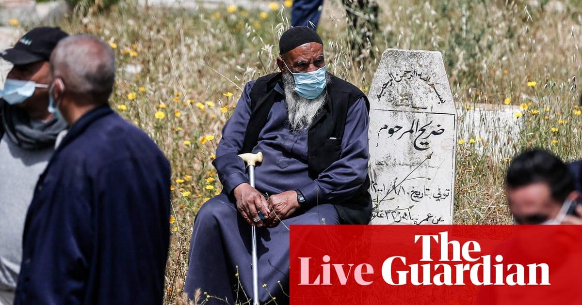 Coronavirus live news: Gaza strip sees record death toll; calls for Boris Johnson to delay India trip over variant