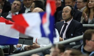 Eddie Jones knows victory over France will seal top spot in Pool C for England and a likely quarter-final with Australia.