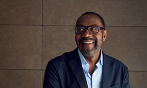 The long road to representation ... Lenny Henry.