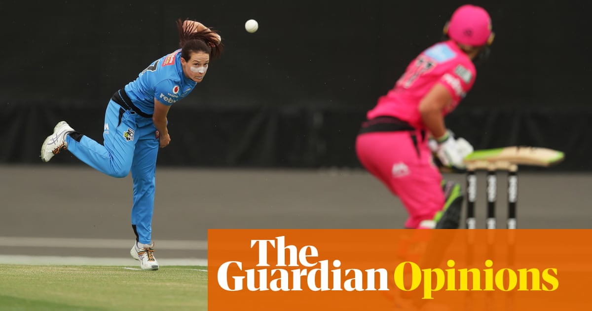 The WBBL is not just a domestic cricket tournament. It's the future of our game | Megan Schutt