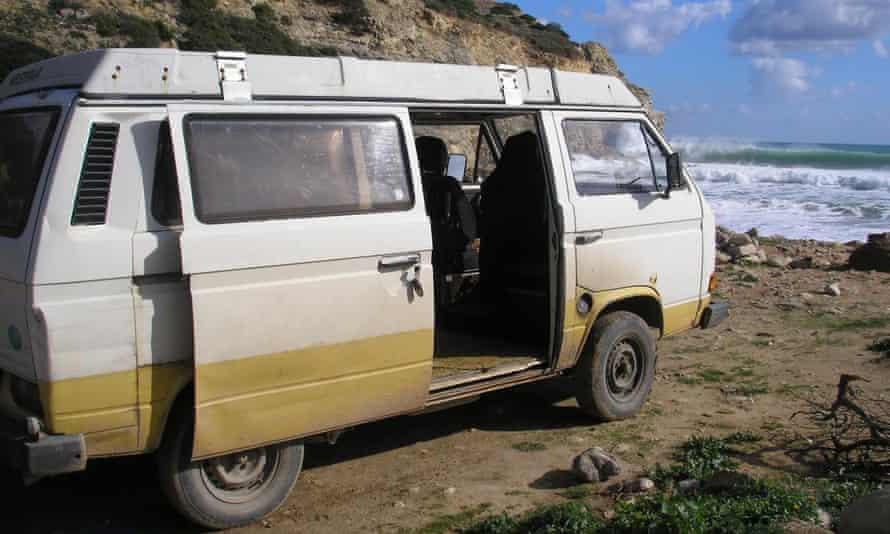 Volkswagen T3 Westfalia campervan