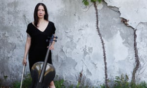 cellist Julia Kent.