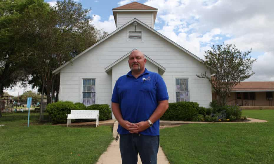 Pastor Frank Pomeroy, father of a victim ... In Memoriam.