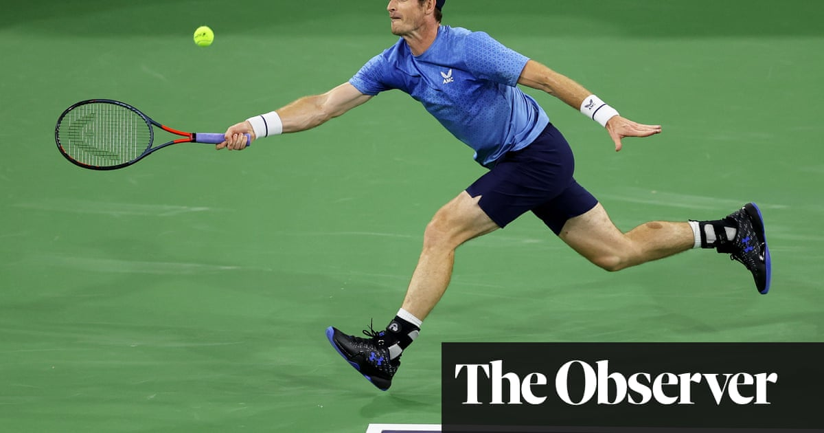 Andy Murray celebrates wedding ring's return with crushing Indian Wells win