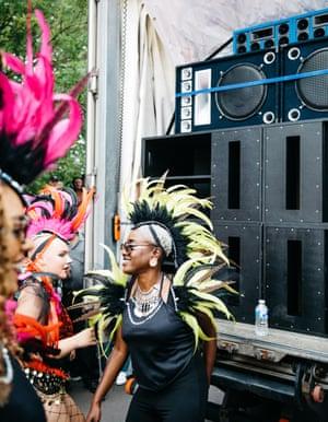 Bristol celebrates 'wonderful diversity' at St Paul's carnival – in