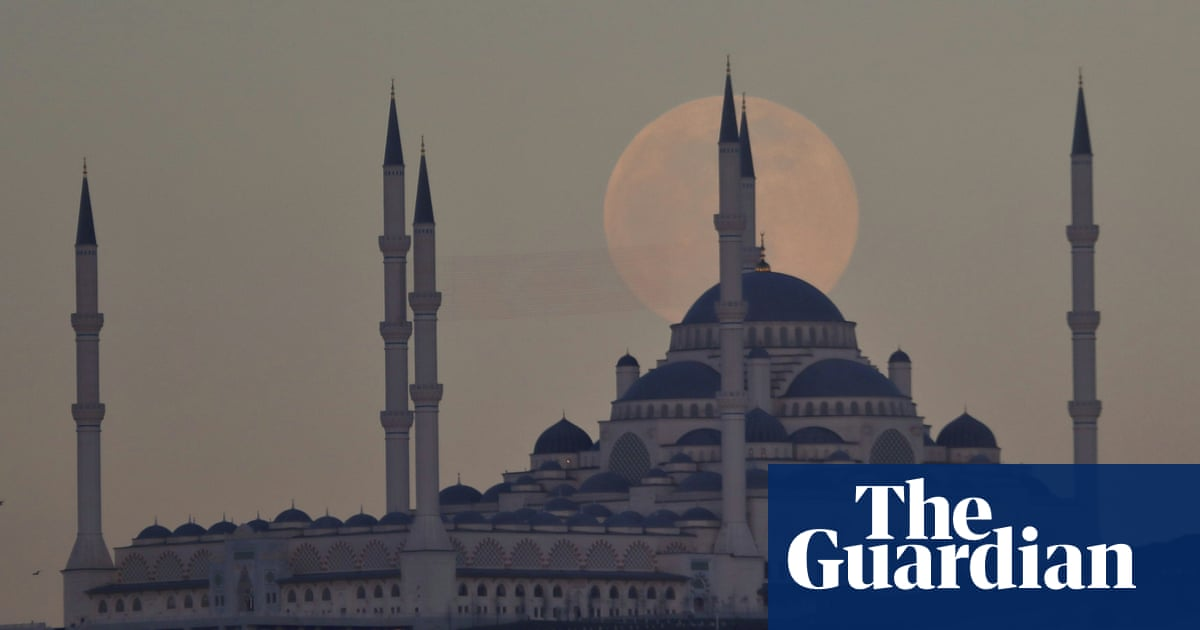 First supermoon of 2021 rises across the globe – video – The Guardian