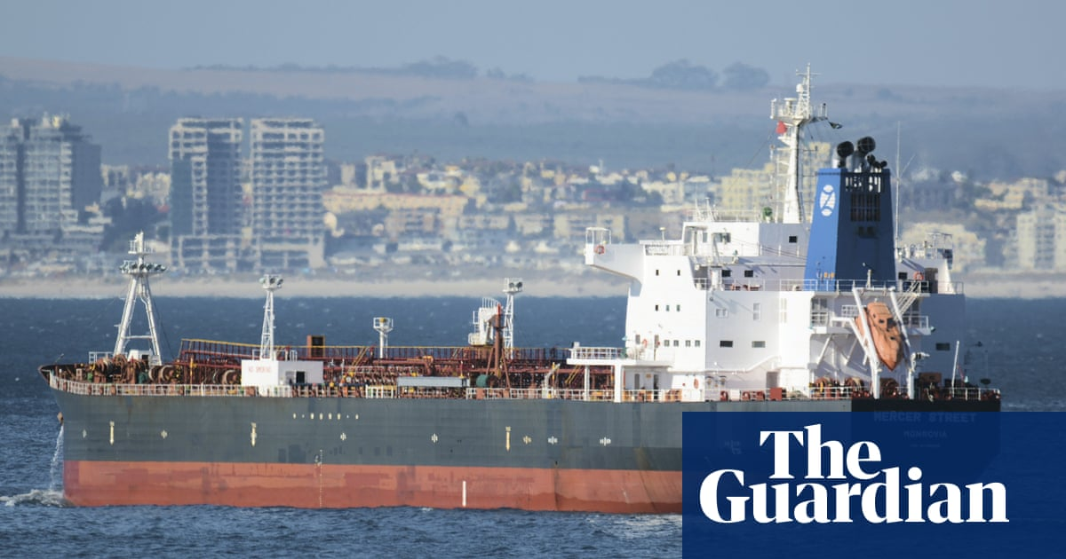 Two reportedly killed in attack on Israeli-linked oil tanker off Oman