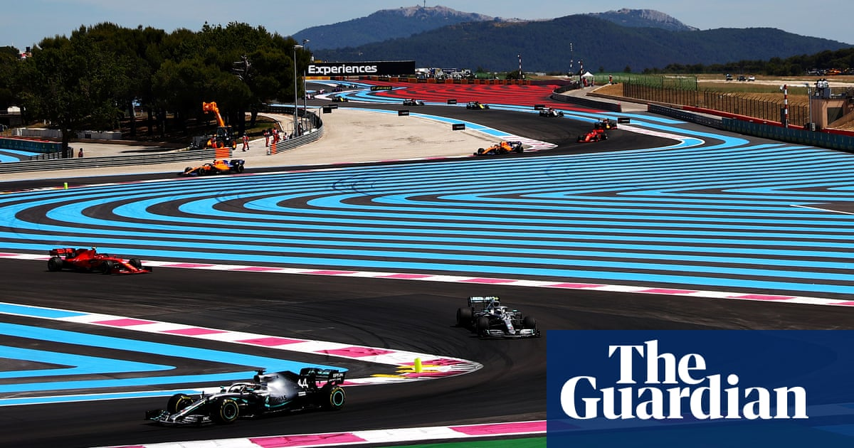 F1 aiming to begin behind closed doors in Europe with hope for 19-race season