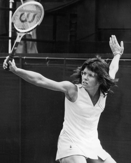 Billie Jean King won 12 grand slam singles titles during her career.