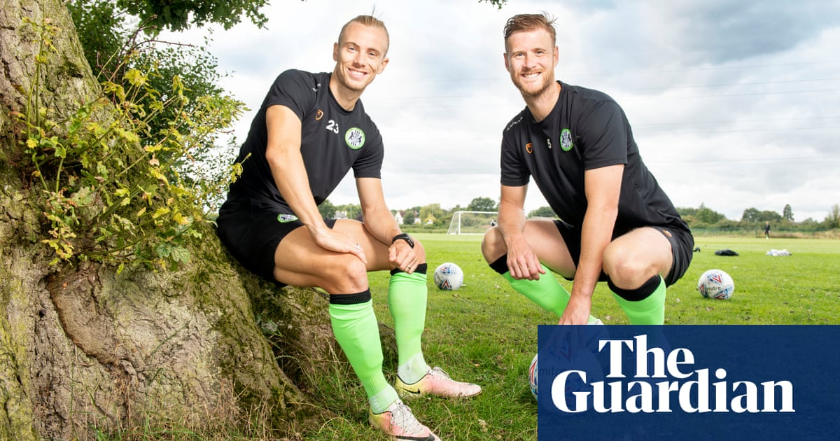 Matt and Joseph Mills: 'Our parents can drive to the same ground now' | Ben Fisher