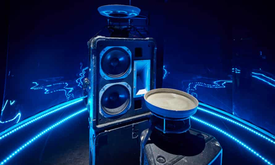 The Only Good System is a Sound System by Black Obsidian Sound System.
