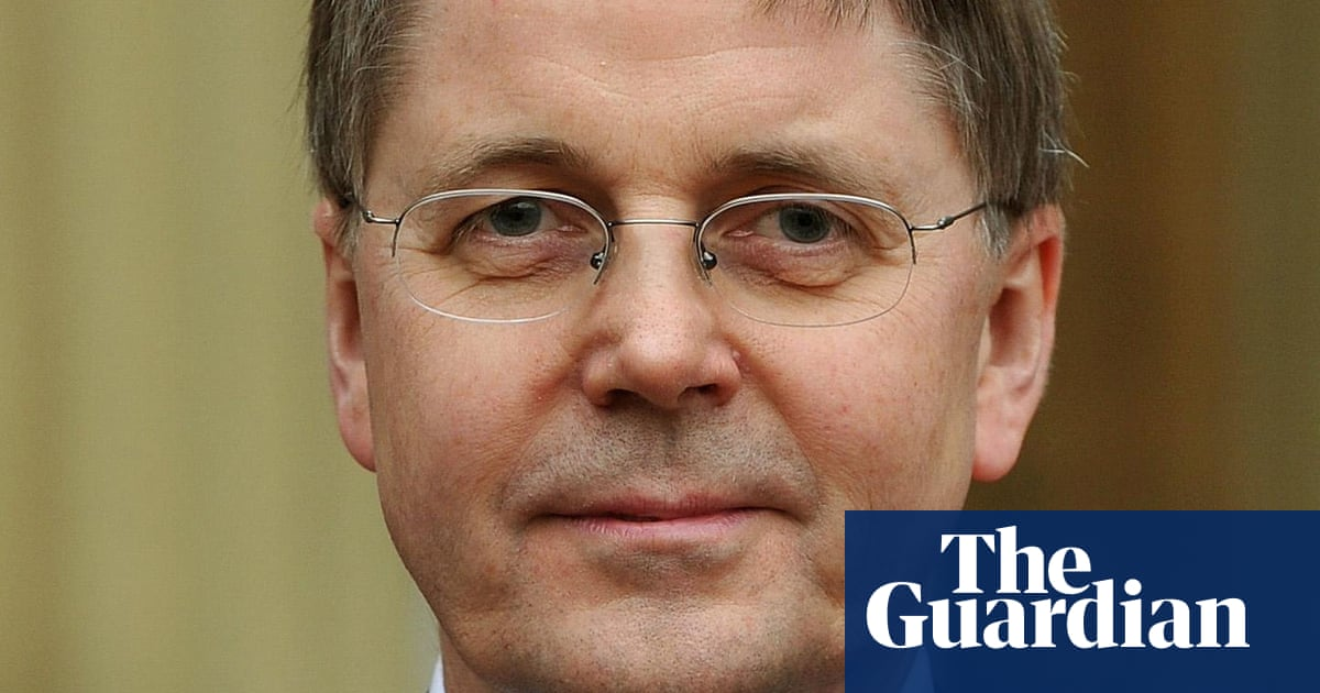 Former civil service chief Jeremy Heywood dies aged 56