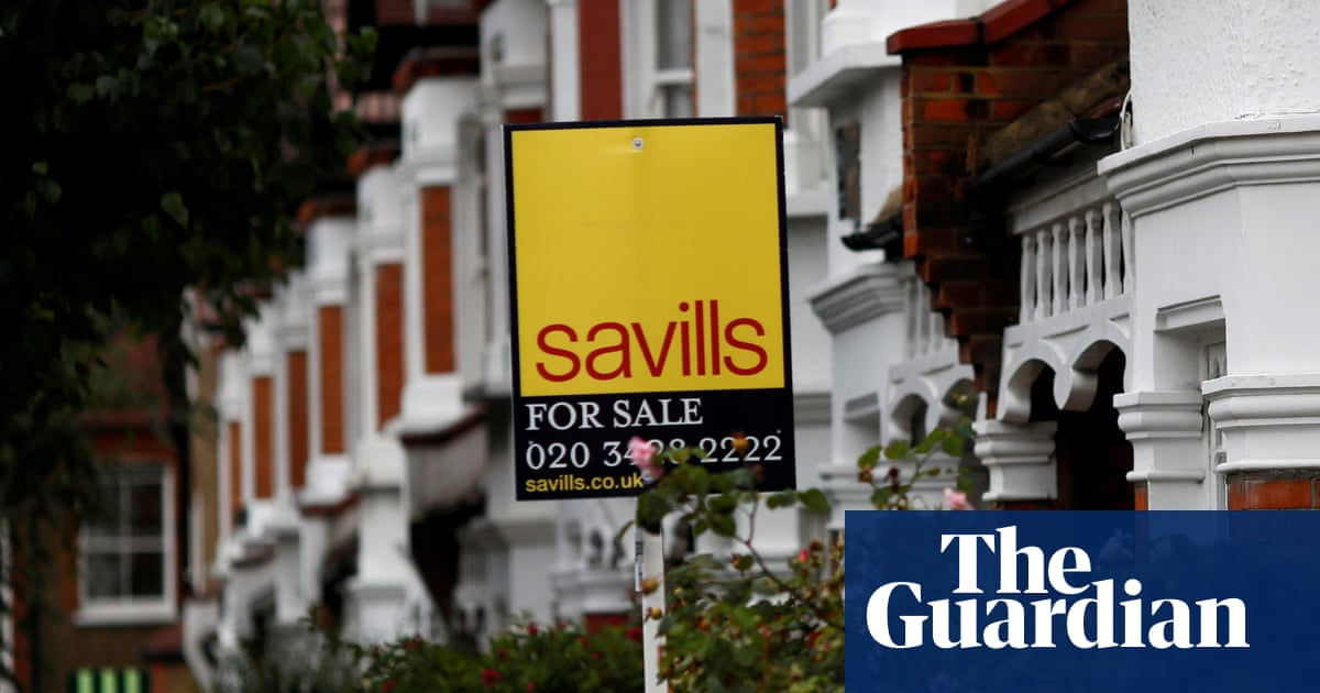 UK housing market at its weakest point in a decade, says
