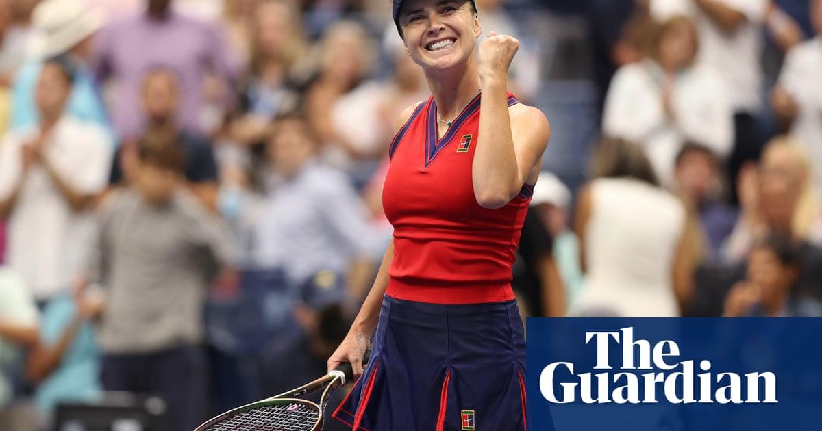 Elina Svitolina shows all her spirit to defeat frustrated Simona Halep
